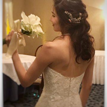 10月の花嫁さま💖②