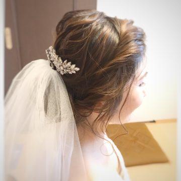 10月の花嫁さま💖①